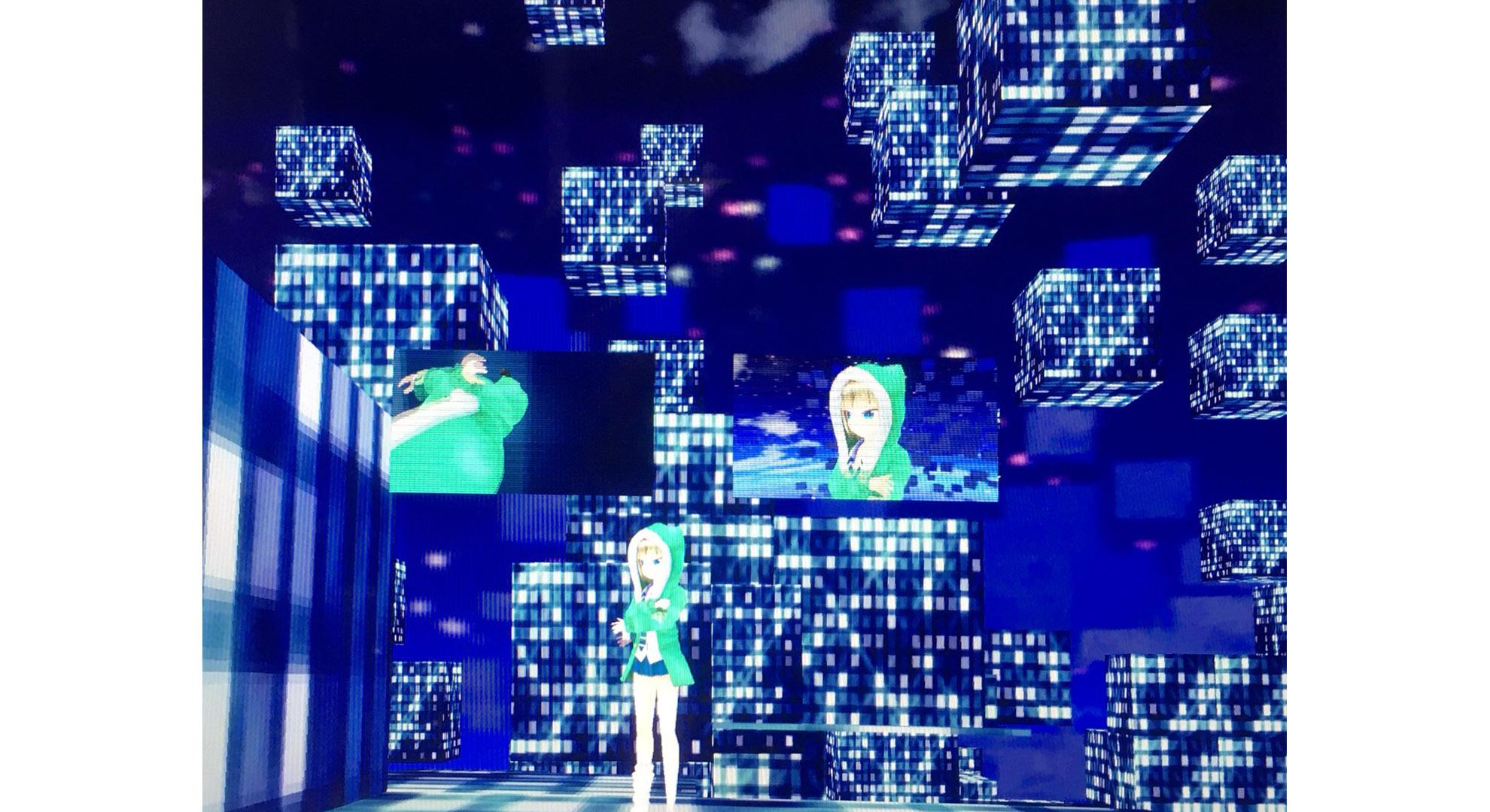 リアルタイムモーションキャプチャーのシステム体感イベント『Live Emotion vol.01』を開催